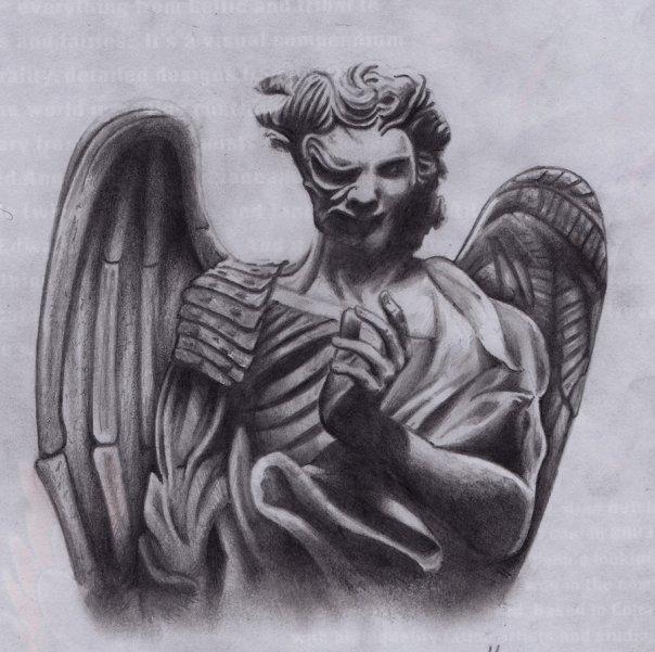 Dave tatoos: Guide Tattoo angel vs demon