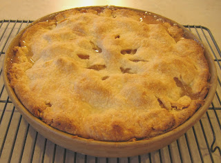 Food and Garden Dailies: Old Fashioned Apple Pie