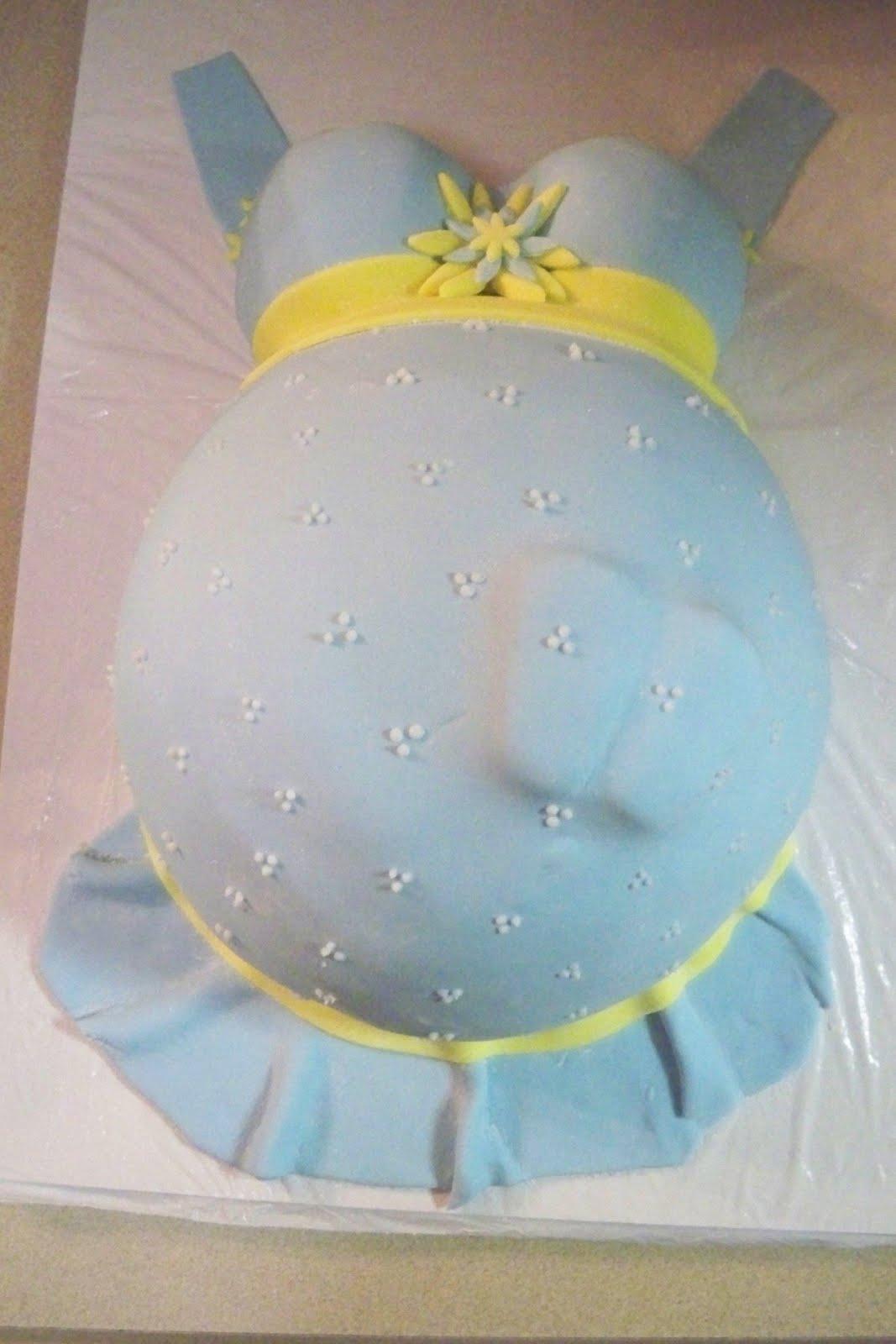 Baby Shower Cakes: Easy Baby Shower Cake Ideas Boy