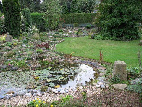 Jardin de la sauvagine plantes de montagne et de rocaille saja - Jardin de montagne ...
