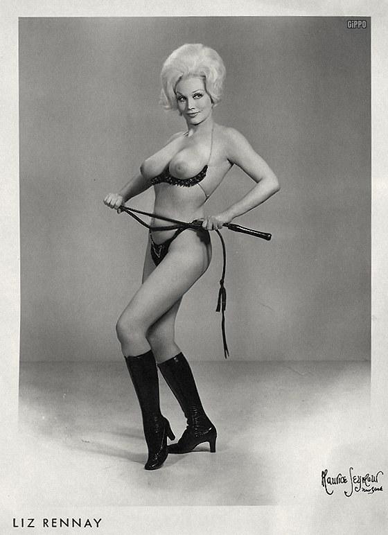 Vintage Stripper Photos 20