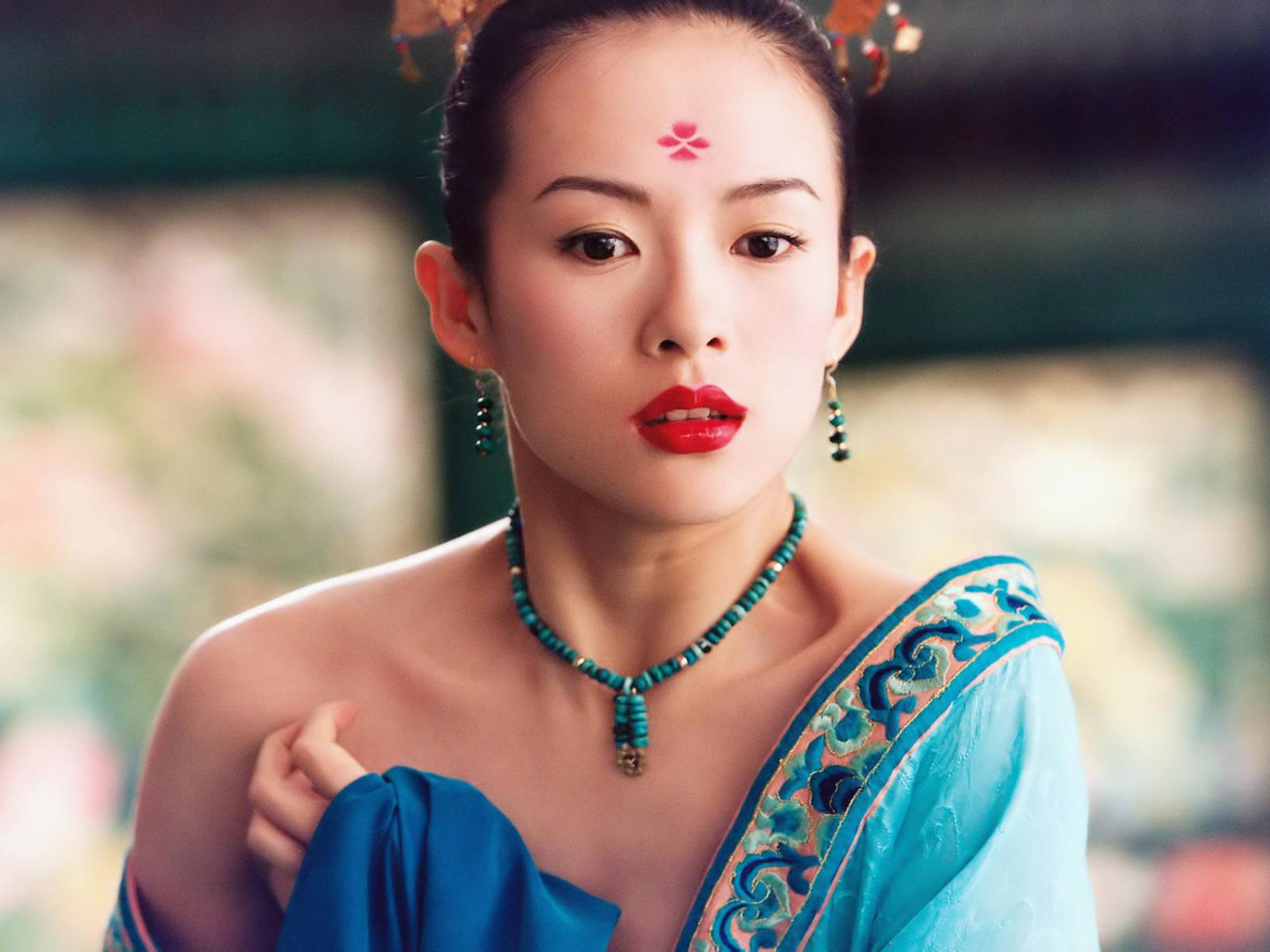 Zhang Ziyi Hot, Sexy And Stunning Photos  Babes Around World-9231