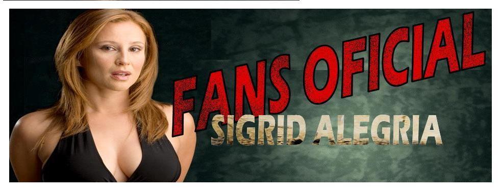 Web oficial dedicada a Sigrid Alegría