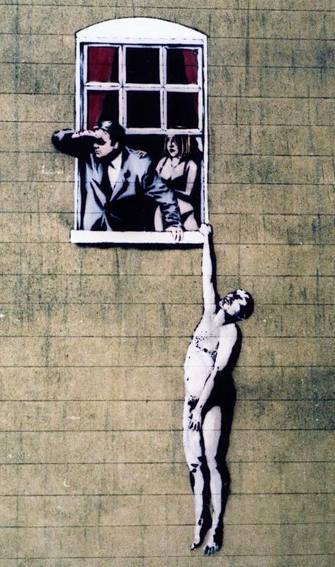 Shoreditch Art: Inspired!: Banksy