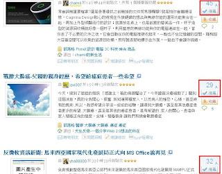 FunP 推推王的今日最熱門文章推薦數