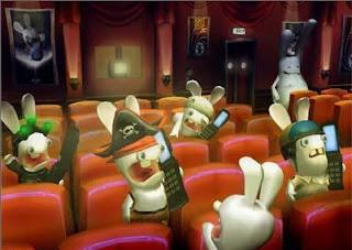 Wii 雷曼兔2