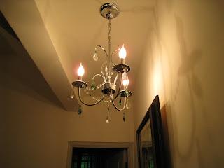 樓梯間的燈
