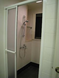 浴室的乾濕分離
