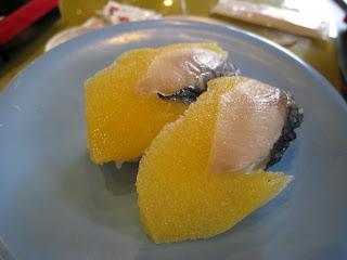 黃金月非魚壽司