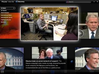 超炫方式看 Youtube - 使用 PicLens
