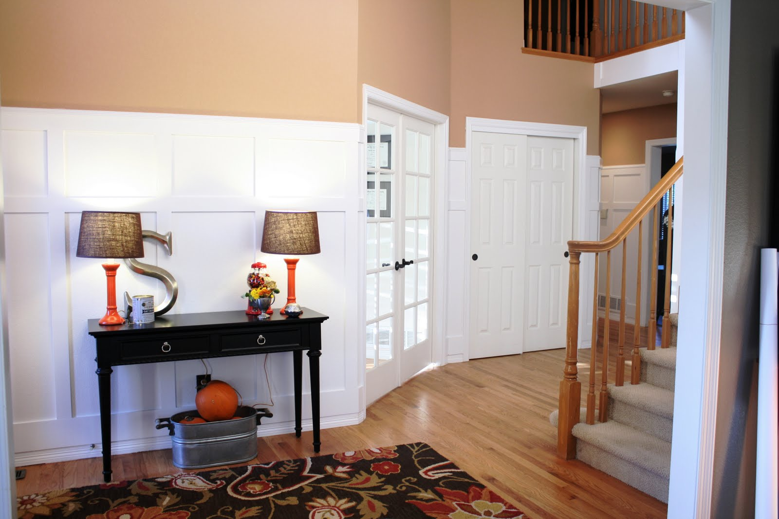 september the march board and batten wainscoting paneling. Black Bedroom Furniture Sets. Home Design Ideas