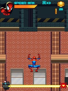 Screenshot0041 Mini-Análise Spiderman Toxic City (Java)