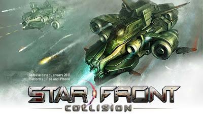 starfront StarFront: Collision para iPhone adiado