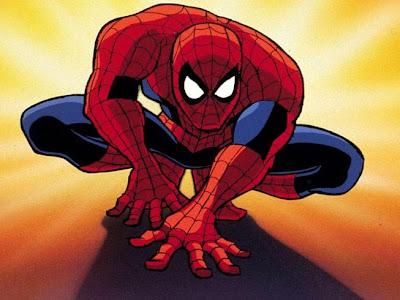Homem Aranha 1ª, 2ª e 3ª Temporada Dublado
