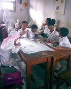 pemebelajaran di MI Nurul Islam