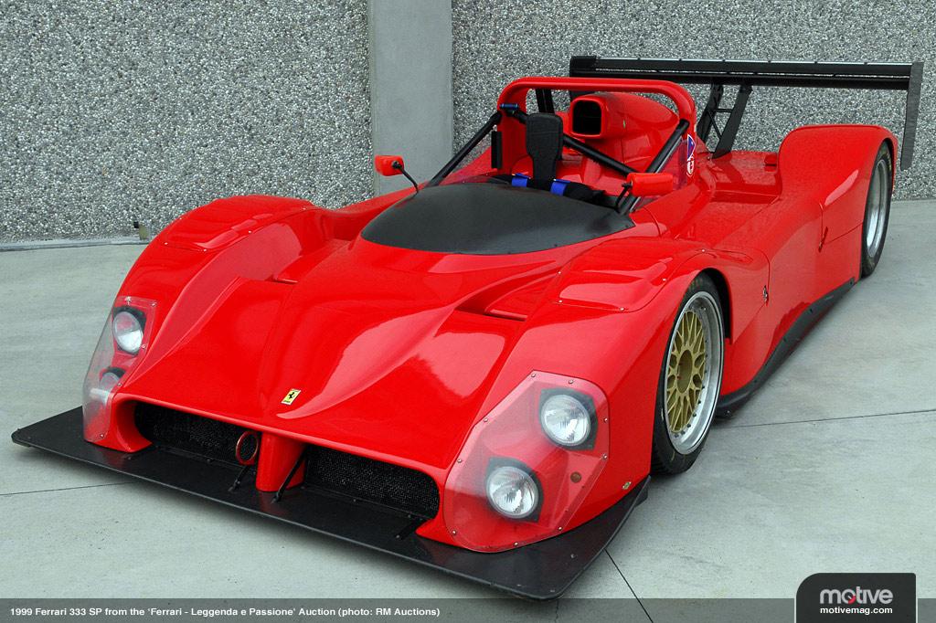 Ferrari 333 Sp Group Wsc 1994 Racing Cars