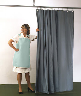 Cubicle  Hospital Curtain Track | Privacy Curtains | Cube Care