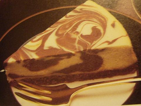 Cooking Tip Of The Day Recipe Marble Cheesecake