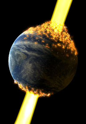 exploding planet earth - photo #24