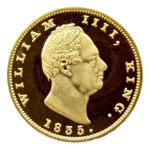 BHARAT'S COINS: KING WILLIAM IIII (Till 1837)