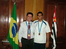 Visita ao Secretário de Esportes_10.03.2008