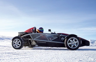 Northern exposure: Top Gear takes an Atom to the Arctic