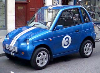 Racing G-Wiz No 3