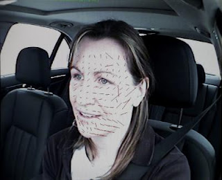 Mercedes-Benz facial recognition