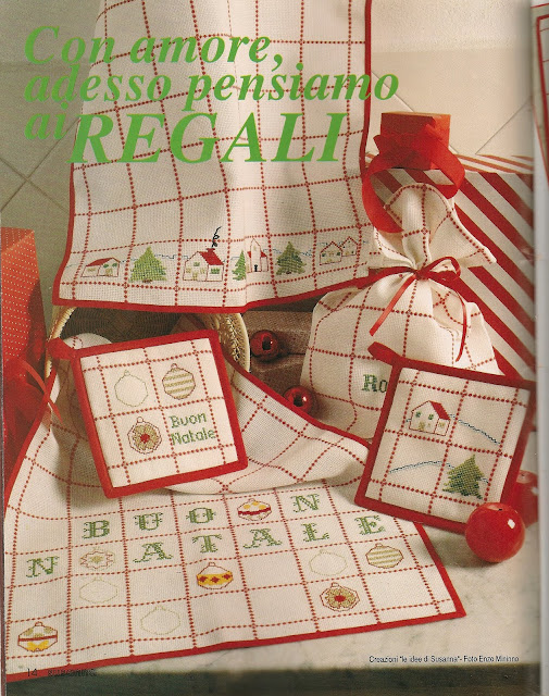 lo spazio di lilla: Idee per i regali di Natale: in cucina con gli ...