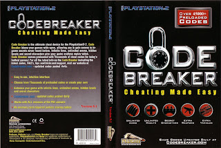 GameSim: Code Breaker 9 1 (Game Shark) - PS2