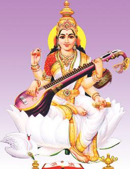 சரஸ்வதியின் சிறப்பும் வழிபாடும் Saraswathi