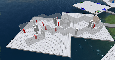 Digital Urban: 3D Agent Based Modelling in Second Life