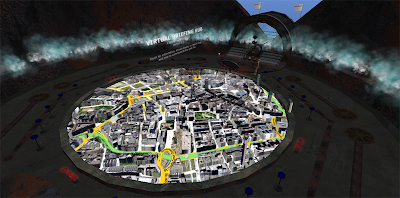 Google Maps, Imagery and 3D Cities in Second Life | digital urban