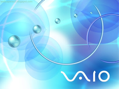 Sony VAIO Standard Resolution Wallpaper 2