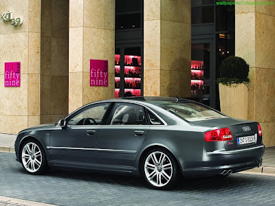Audi S8 Standard Resolution wallpaper 10