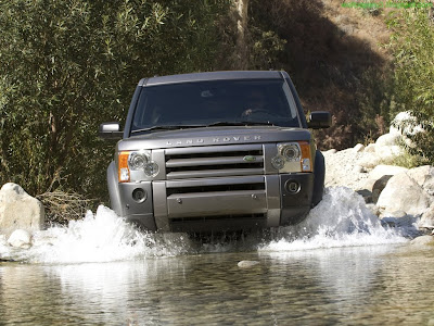 Land Rover LR3 Standard Resolution wallpaper 2