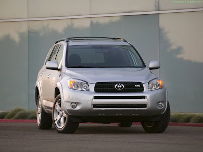 Toyota RAV4 Standard Resolution Wallpaper 6