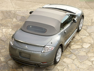 Mitsubishi Eclipse Spyder Standard Resolution Wallpaper 9