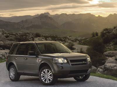 Land Rover Freelander Standard Resolution Wallpaper 3