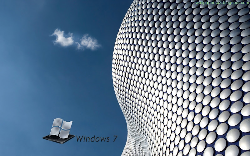 Windows 7 Widescreen Wallpaper 4