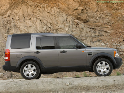 Land Rover LR3 Standard Resolution Wallpaper 11
