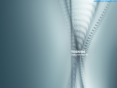 Toshiba Standard Resolution Wallpaper 3