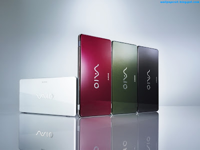 Sony Vaio Standard Resolution Wallpaper 17