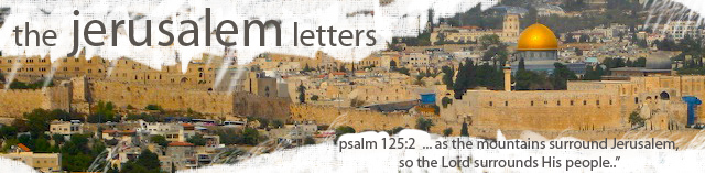 The Jerusalem Letters