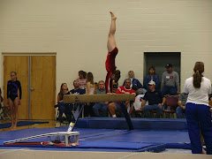 Conner on Beam
