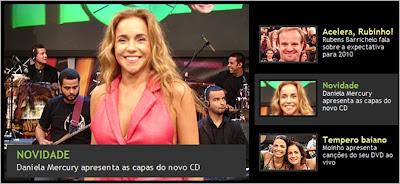 VIVO MULATO BALE DANIELA AO BAIXAR MERCURY CD