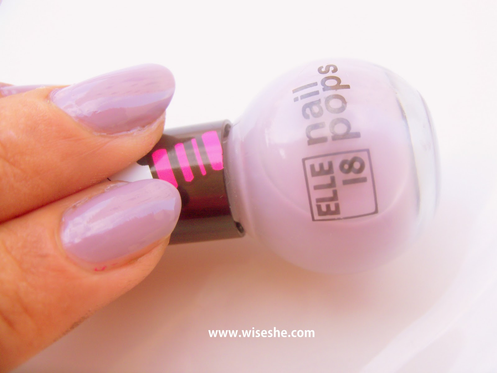 Elle 18 Nail Paints Elle 18 Nail Pops 04 Swatches And Pictures