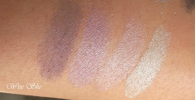 EyeStudio Color Plush Silk Eyeshadow Quad - Pink Persuasion by Maybelline #9
