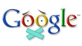 Icono de Google que simboliza la censura que el buscador ejerce en algunos países como China