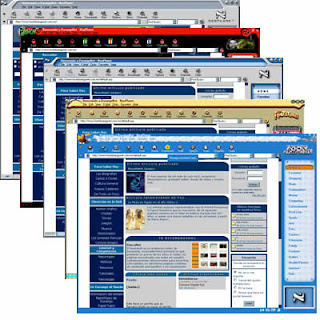 Imágenes de páginas web